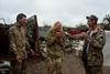женщины воины в зоне АТО