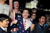 Реакция избирателей в США на предварительные итоги президентских выборов