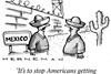 Злобные карикатуры на Трампа