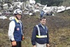Крушение пассажирского самолета в Колумбии