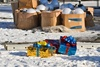 новогодняя подготовка к зимним праздникам в харькове