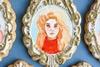 Печенья с королевской глазурью Патти Пэйдж