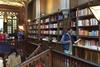 Хранилище книг Livraria Lello