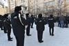В Киеве попрощались с полицейским Александром Маницей