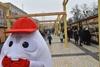 В Киеве украсили главную новогоднюю елку страны