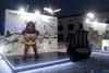 Новогодний европейский городок на Почтовой площади в Киеве