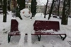 снеговики в харькове