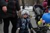 забег Дедов Морозов в днепре