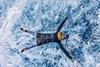 замерший Байкал