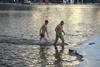Крещенские купания в Киеве