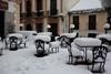 снег в испании