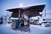 самое холодное место на планете Оймякон