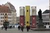 Инсталляция Памятник в Германии