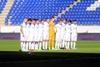 Днепр  -  Черноморец : матч при пустых трибунах