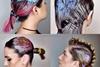 граффити на голове