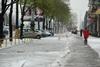 Снег в Запорожье