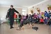Харьковских патрульных усилят хвостатыми напарниками