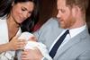 Меган Маркл и принц Гарри показали сына