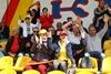 Красно-желтые трибуны: кто и как в Петрово болеет за  Ингулец