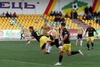 Ингулец  -  Сумы . Как играют в футбол Петрово.