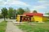 Поселок Петрово. Здесь играет  Ингулец