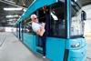 трамвайщик бодибилдер