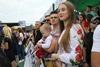 Зеленский и Богдан в Днепре попробовали себя в поднятии тяжестей