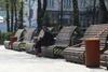 Смог в Киеве 18 апреля