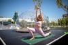 йога под куполом