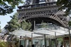 Эйфелева башня открылась
