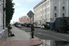 Военная техника в Минске