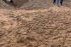 Разгерметизация газового трубопровода в Чабанах