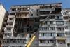 Взрыв на улице Соломии Крушельницкой