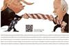 обложки сми о выборах в сша