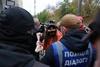Протесты под Кабмином