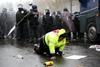 протесты в берлине
