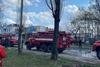 пожар в Рубежном