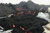 извержение вулкана в конго