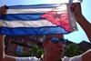 протесты на кубе