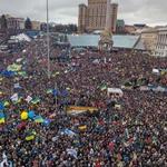 Украинцы меньше хотят протестовать, но