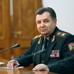 Полторак: Россия проводит на Донбассе испытания новейших образцов вооружения