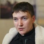 Савченко после допроса намекнула на восстание военных
