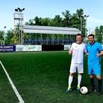 Мастер спорта по триатлону, телеведущий Андрей Данилевич: