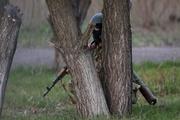Боец внутренних войск - участник АТО:  Ночью солдаты превращаются в пушечное мясо