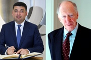 Украинский бизнес властителей мира: зачем Гройсман встречается с бароном Ротшильдом