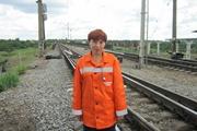Обходчица спасла поезд от шаровой молнии