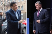 Саакашвили против Порошенко: расклад политсил