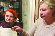 Вдова  жертвы  Кушинской о ее помиловании:  Мы возмущены до края