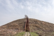 Чтобы разграбить знаменитый скифский курган, черные археологи купили лопаты по 1,5 тысячи грн