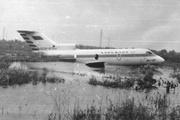 Первый рейс ЯК-40 из Каунаса в Симферополь аварийно приземлился на болотах киевских Осокорков